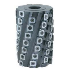 spiral cutter block